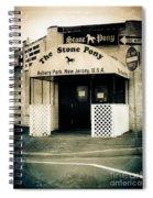 Stone Pony Spiral Notebook