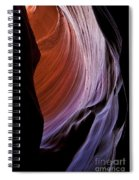 Stone Temple Spiral Notebook