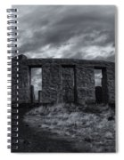Stonehenge Of America Spiral Notebook