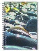 Stones 4 Spiral Notebook