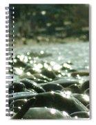 Stones 5 Spiral Notebook
