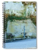 Stones And Water Spiral Notebook