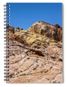 Stones Of Color Spiral Notebook
