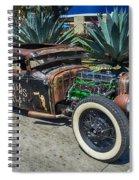 Stones Pig Spiral Notebook
