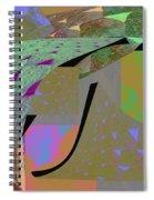 Stonewalled Spiral Notebook
