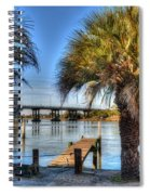 Stono River Spiral Notebook