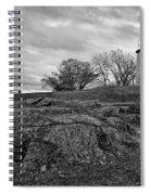 Stony Point Lighthouse Spiral Notebook