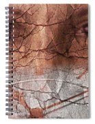 Stopped Time Spiral Notebook