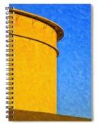 Storage Spiral Notebook