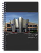 Store Front Concept Spiral Notebook