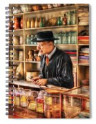 Store - In The General Store Spiral Notebook