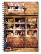 Store -  The Thrift Shop Spiral Notebook