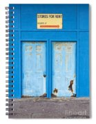Stores For Rent Salsibury Beach Ma Spiral Notebook