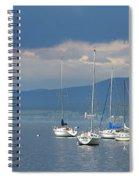 Storm A Brewing Spiral Notebook