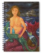 Storm And Peace Spiral Notebook