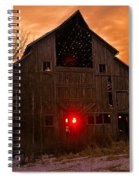 Storm Barn Spiral Notebook