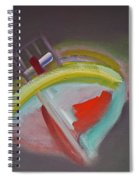 Storm Beach Spiral Notebook