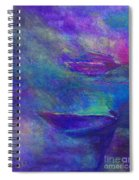 Storm Boats Spiral Notebook