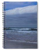 Storm Cloud Spiral Notebook