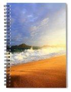 Storm Power Spiral Notebook