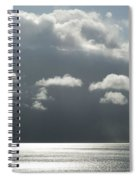 Storm Is Coming  Spiral Notebook