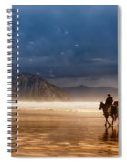 Storm Riders Spiral Notebook