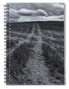 Storm Tracks Spiral Notebook