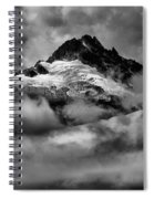 Storms Over Tantalus Spiral Notebook