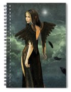 Stormy Weather Spiral Notebook