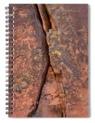 Story In Pictures Spiral Notebook