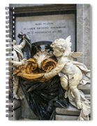 Stoups At The Basilica Spiral Notebook