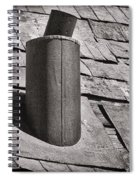 Stove Pipe Spiral Notebook