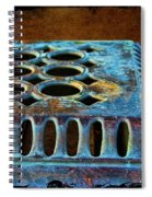 Stove Top Spiral Notebook