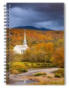 Stowe Church Spiral Notebook