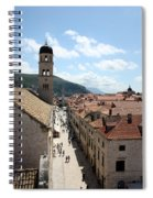Stradun Spiral Notebook