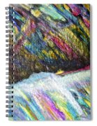 Straits Of Dover Spiral Notebook