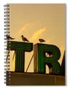 Strand Spiral Notebook