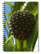 Strange Fruit Spiral Notebook