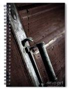 Strange Invitation Spiral Notebook