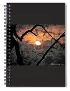 Strange Morning Spiral Notebook