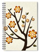 Strange Season Spiral Notebook