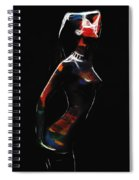 Strange Woman Spiral Notebook