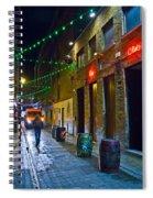 Stranger Spiral Notebook