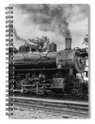 Strasburg Rail 475 Spiral Notebook