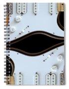 Electric Guitar 5 Spiral Notebook