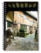 Stratford Back Alley Spiral Notebook