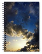 Stratosphere To Surface Spiral Notebook