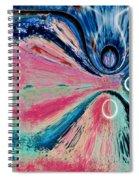 Strawberry Blueberry Trio Spiral Notebook