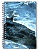 Stream Hole Spiral Notebook