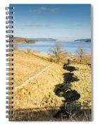 Stream To Kielder Water Spiral Notebook